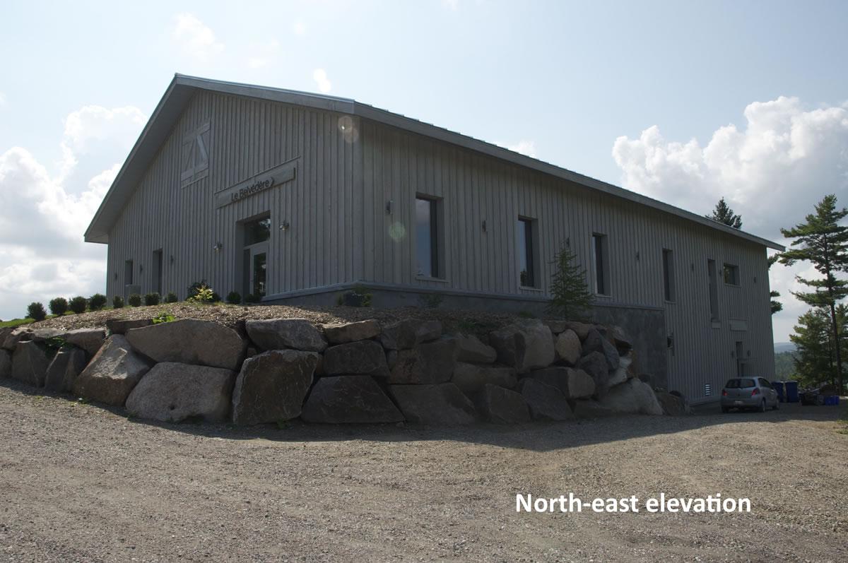 North East Elevation