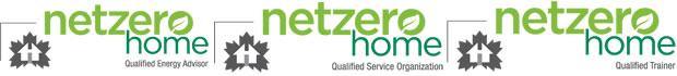 Net Zero home qualified energy advisor, trainer, and service organization