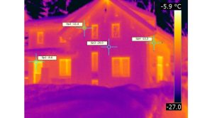 Thermography services from Homesol