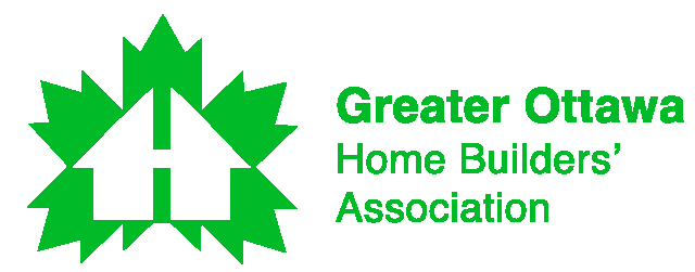 Greater Ottawa Home Builders Association - click for website
