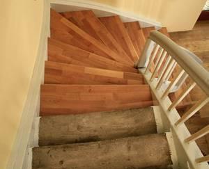 Alte treppe verschönern – Nebenkosten für ein haus