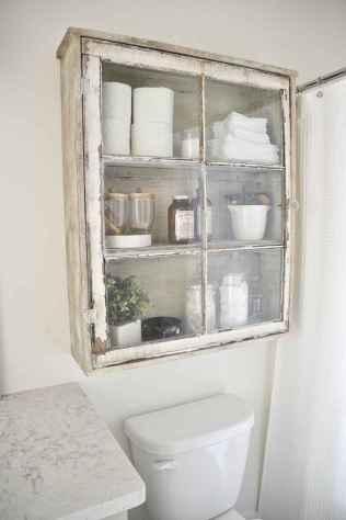 Clever organizing ideas bathroom storage cabinet (13)