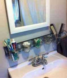 Clever organizing ideas bathroom storage cabinet (19)