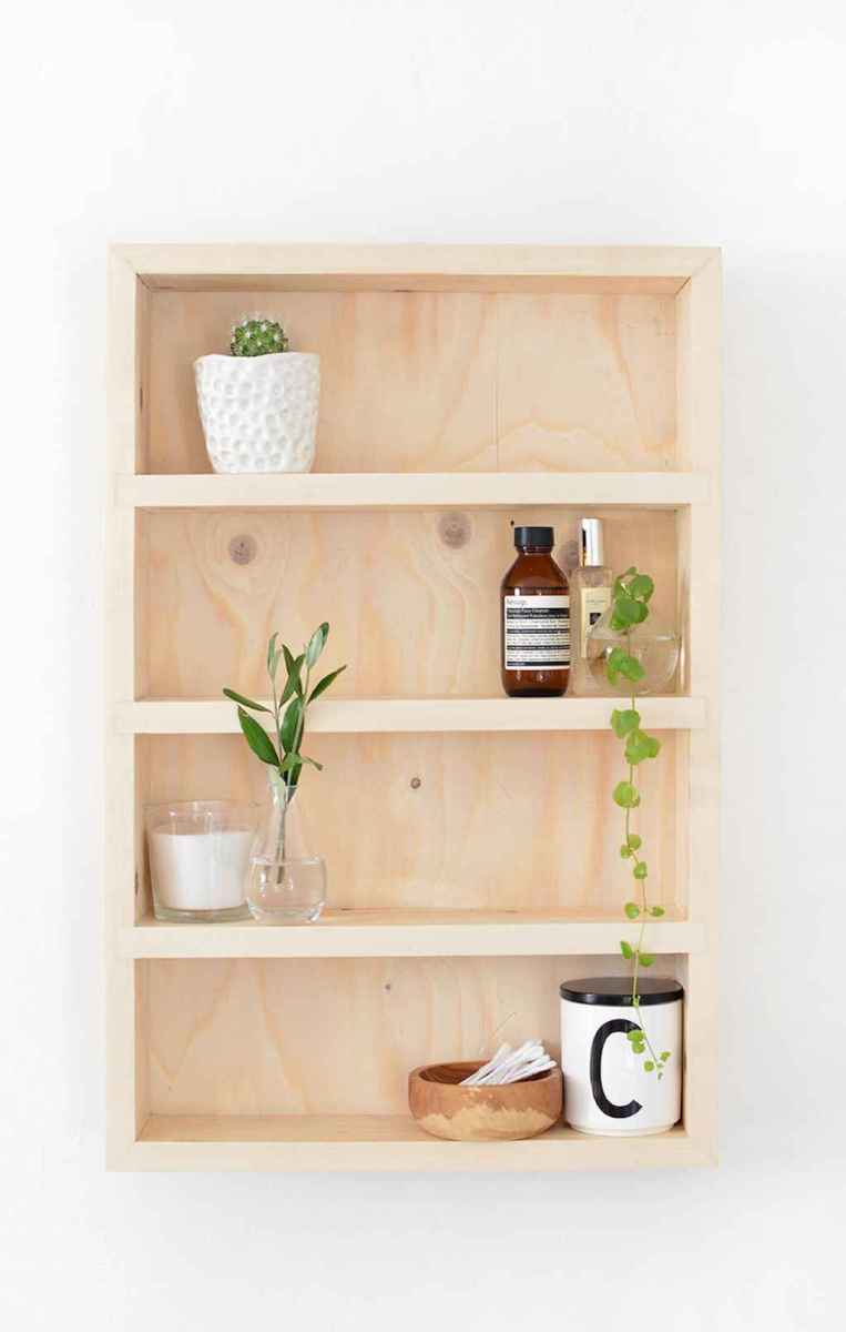 Clever organizing ideas bathroom storage cabinet (33)