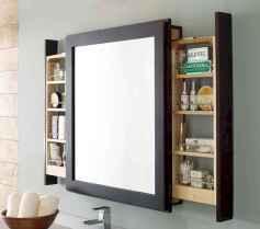 Clever organizing ideas bathroom storage cabinet (55)