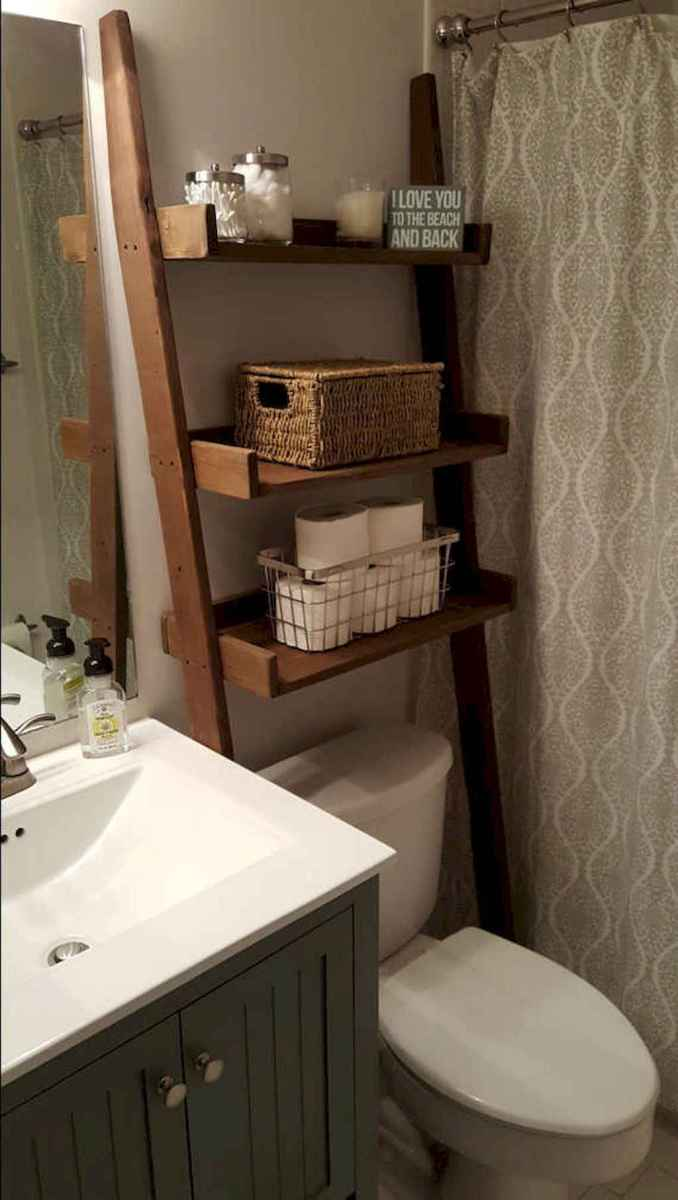 Clever organizing ideas bathroom storage cabinet (63)
