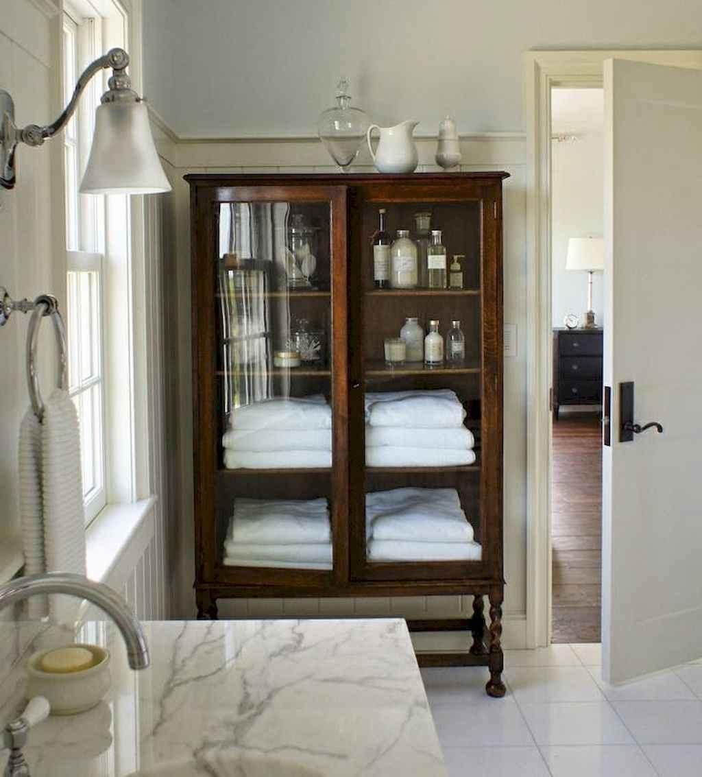 Clever organizing ideas bathroom storage cabinet (66)