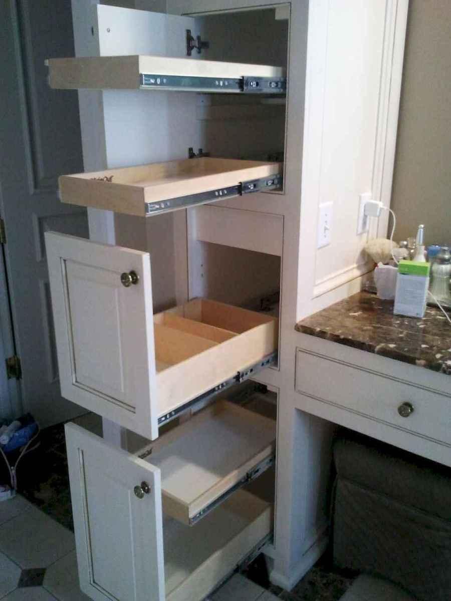 Clever organizing ideas bathroom storage cabinet (92)