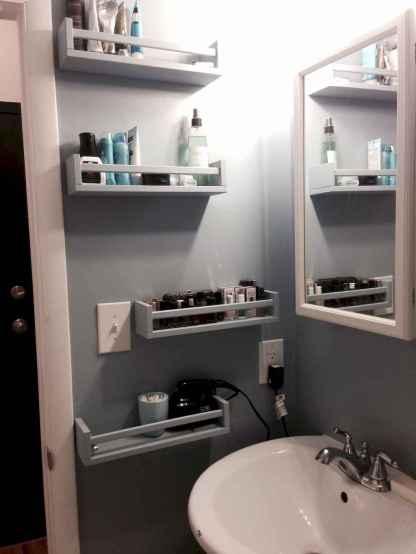 Clever organizing ideas bathroom storage cabinet (99)