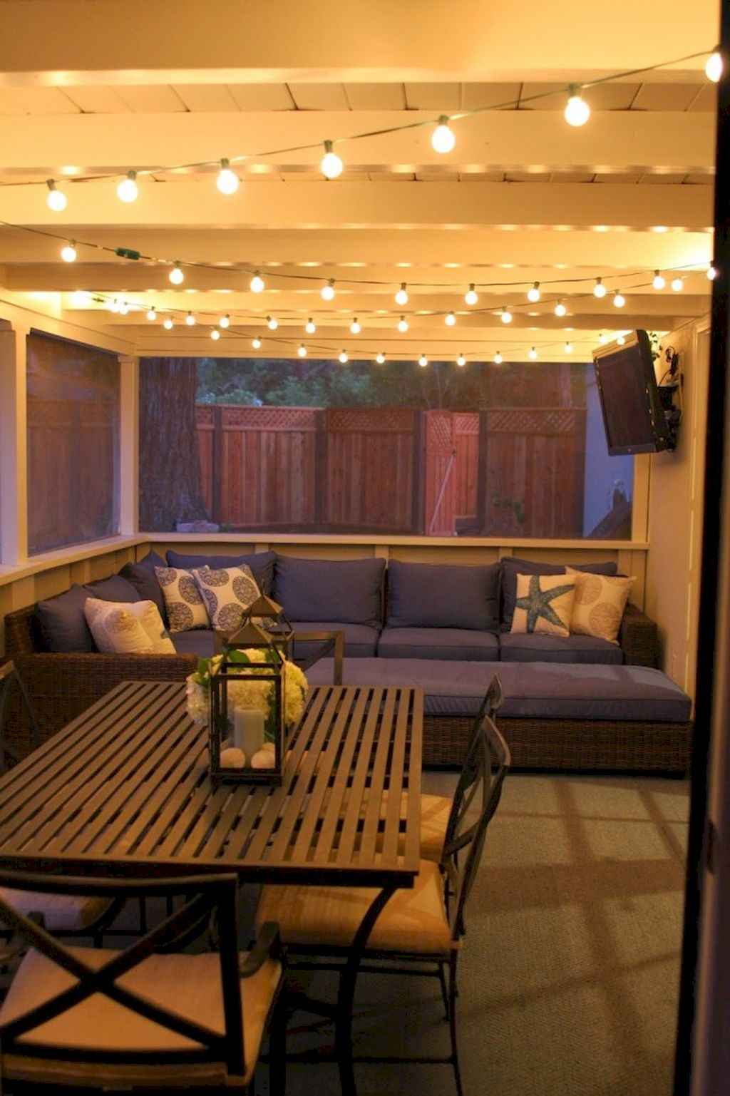Cleverly diy porch patio decorating ideas (35)