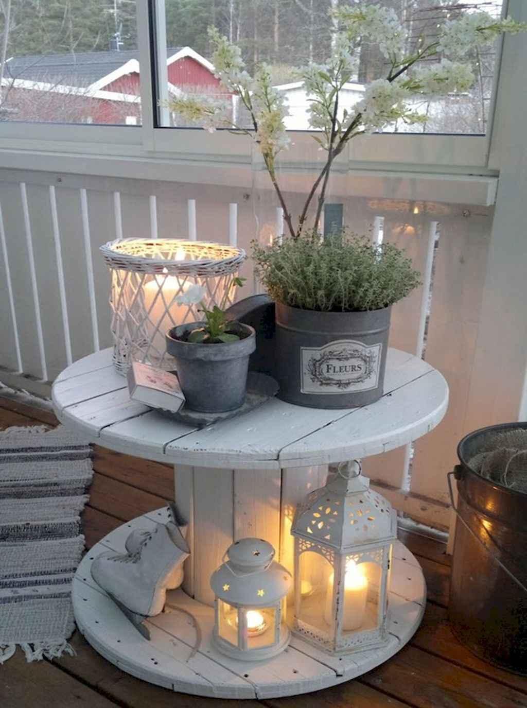 Cleverly diy porch patio decorating ideas (42) & 55 Creative DIY Patio Furniture u0026 Decoration Ideas - HomeSpecially