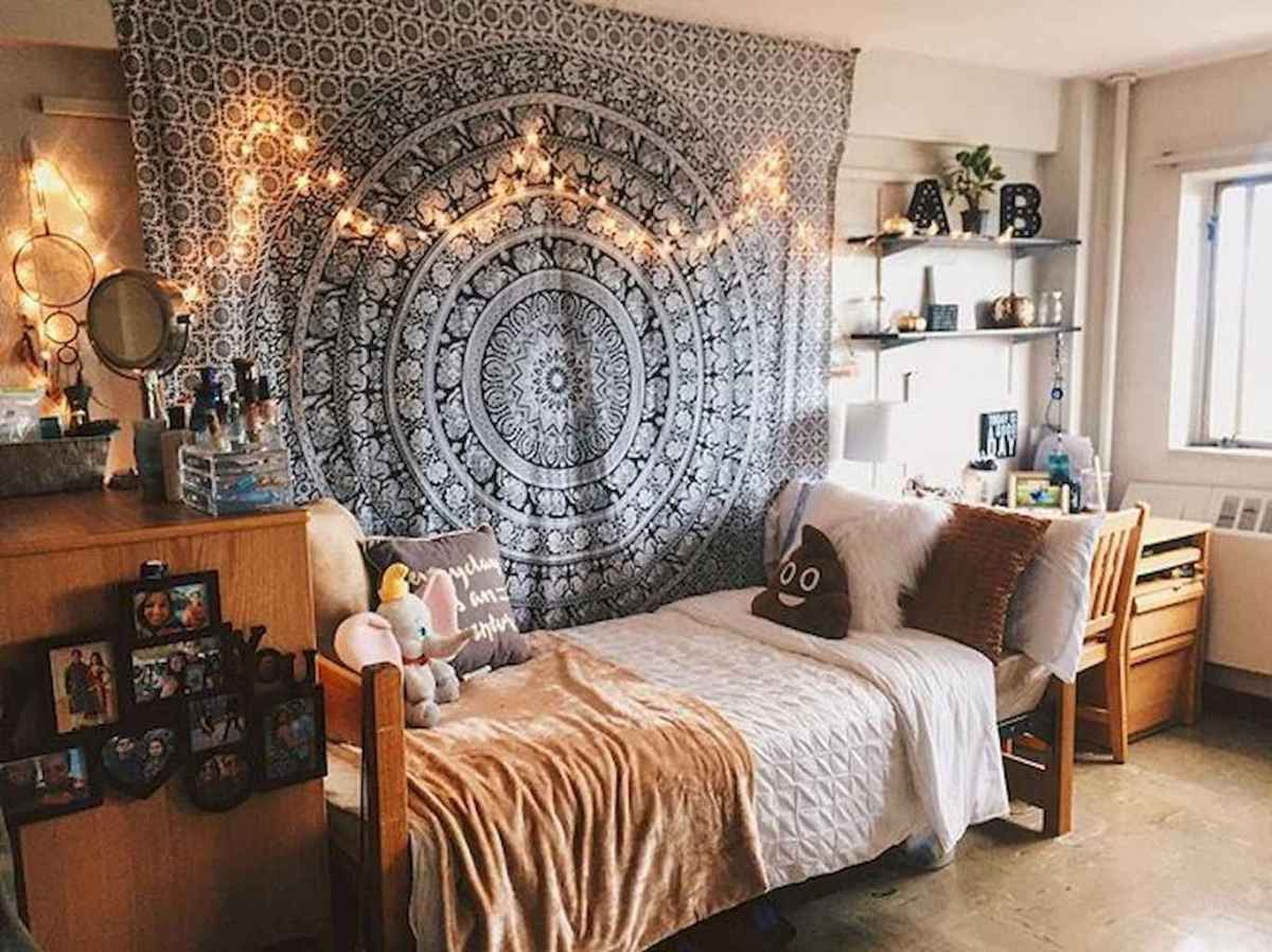 Cute diy dorm room decorating ideas on a budget (36 ...