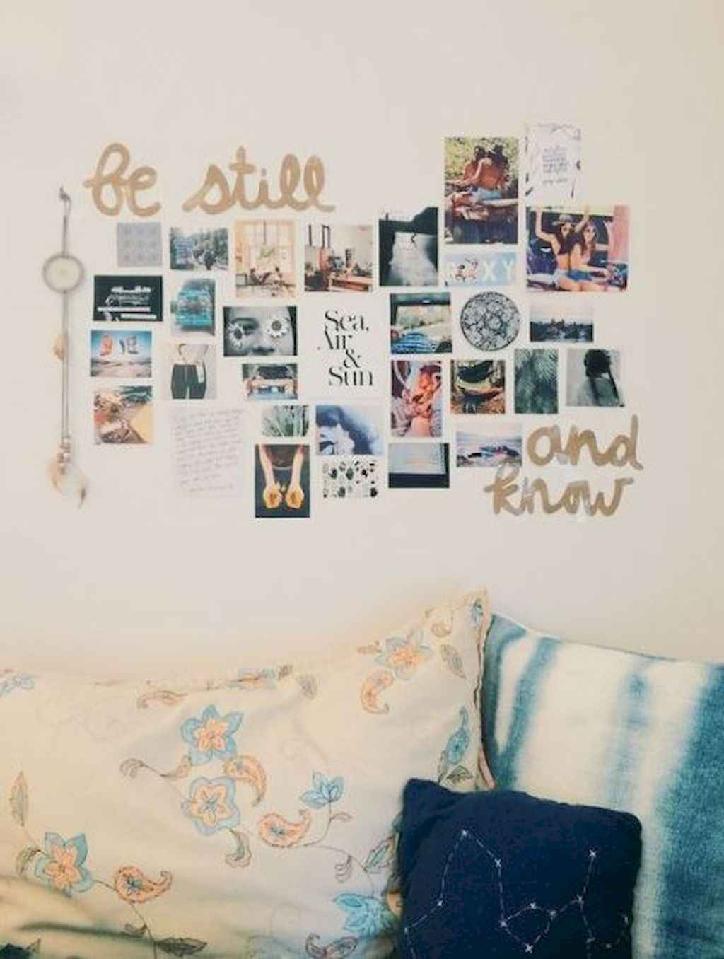 Cute diy dorm room decorating ideas on a budget (8)