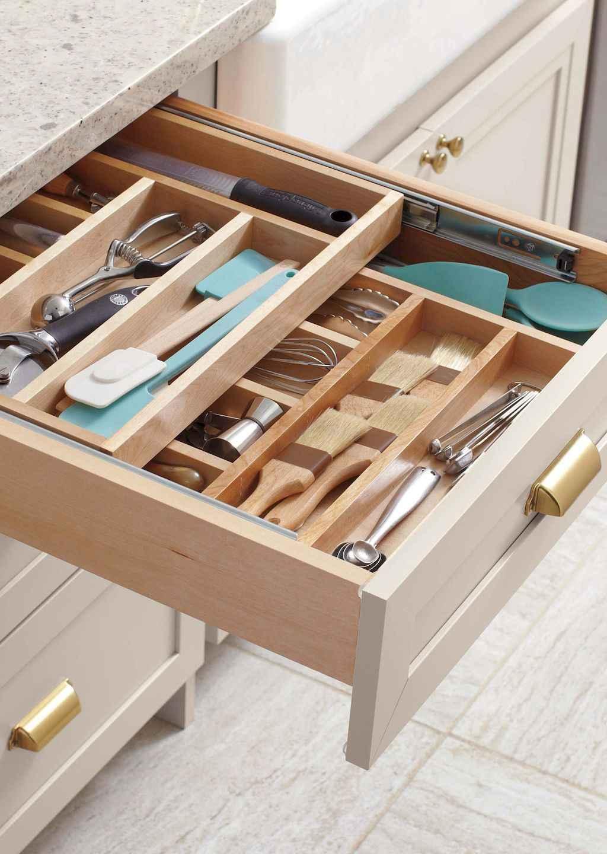 Ingenious hidden kitchen cabinet & storage solutions (35)