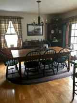 Lasting farmhouse dining room table and decorating ideas (33)