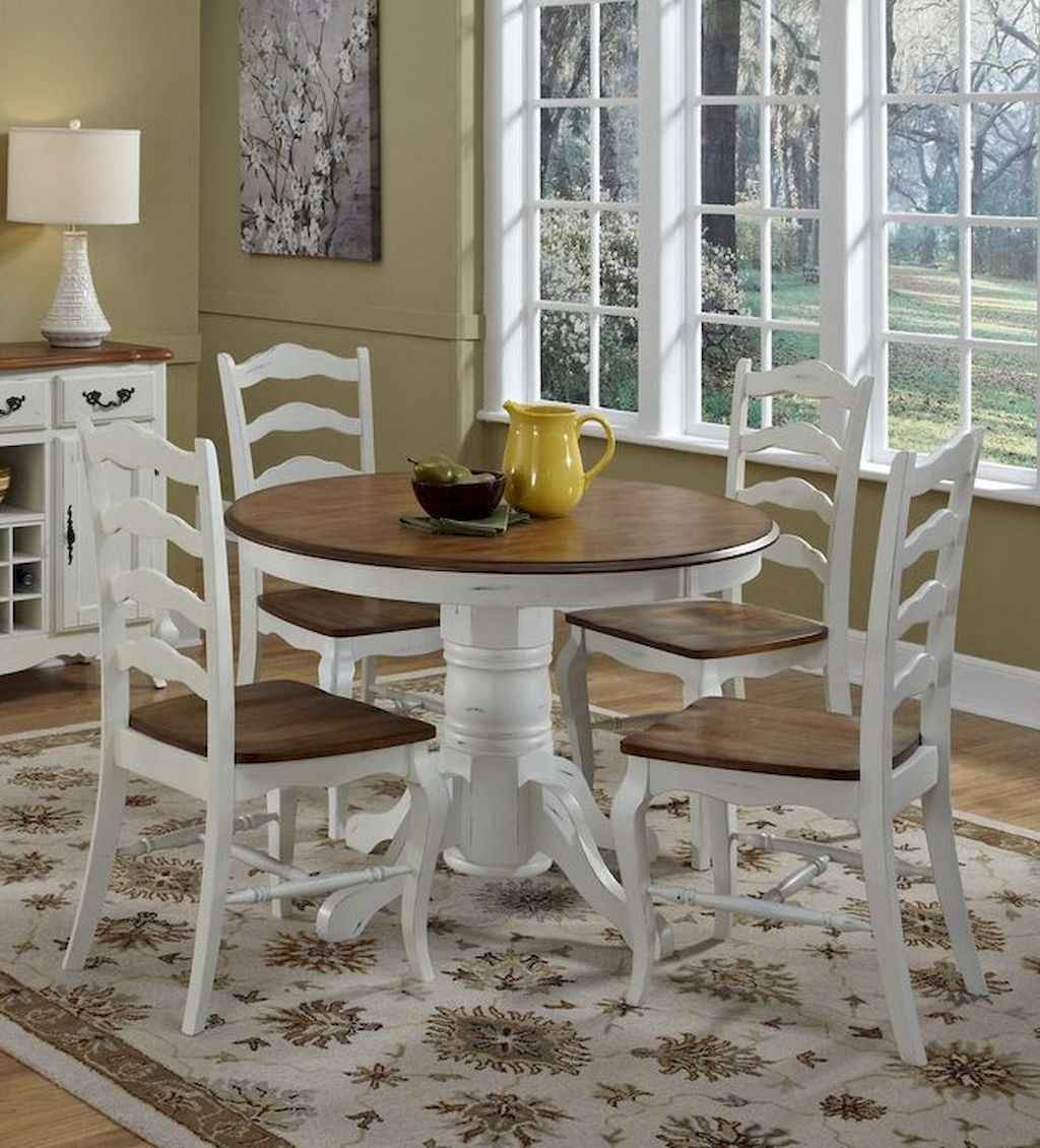 Lasting farmhouse dining room table and decorating ideas (56)