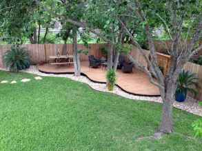 Small backyard landscaping ideas on a budget (50)