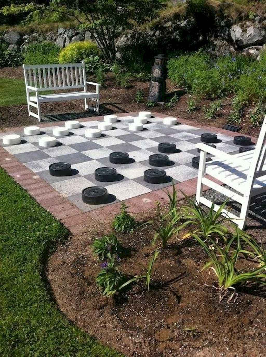 Small backyard landscaping ideas on a budget (58)