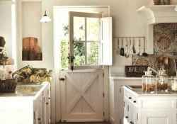 Stunning farmhouse kitchen design and decor ideas (29)