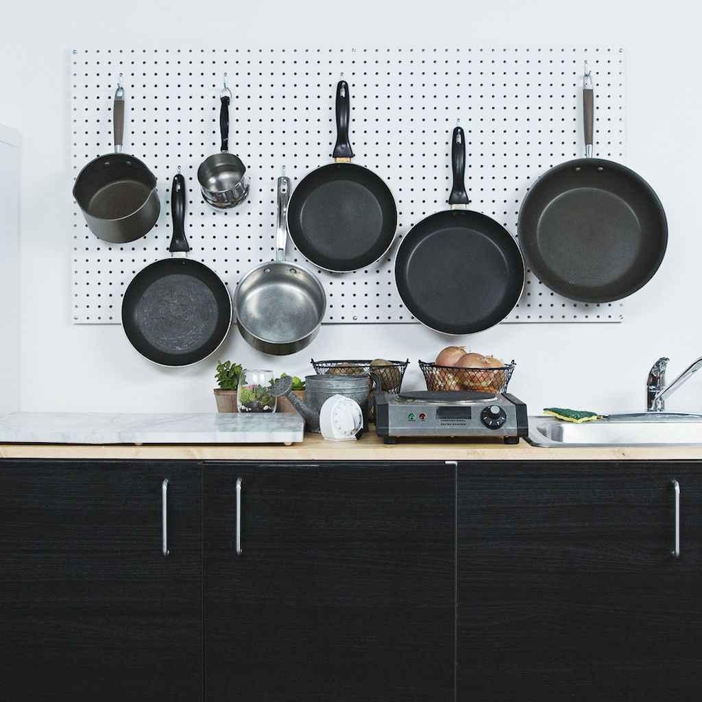 Stunning farmhouse kitchen design and decor ideas (4)