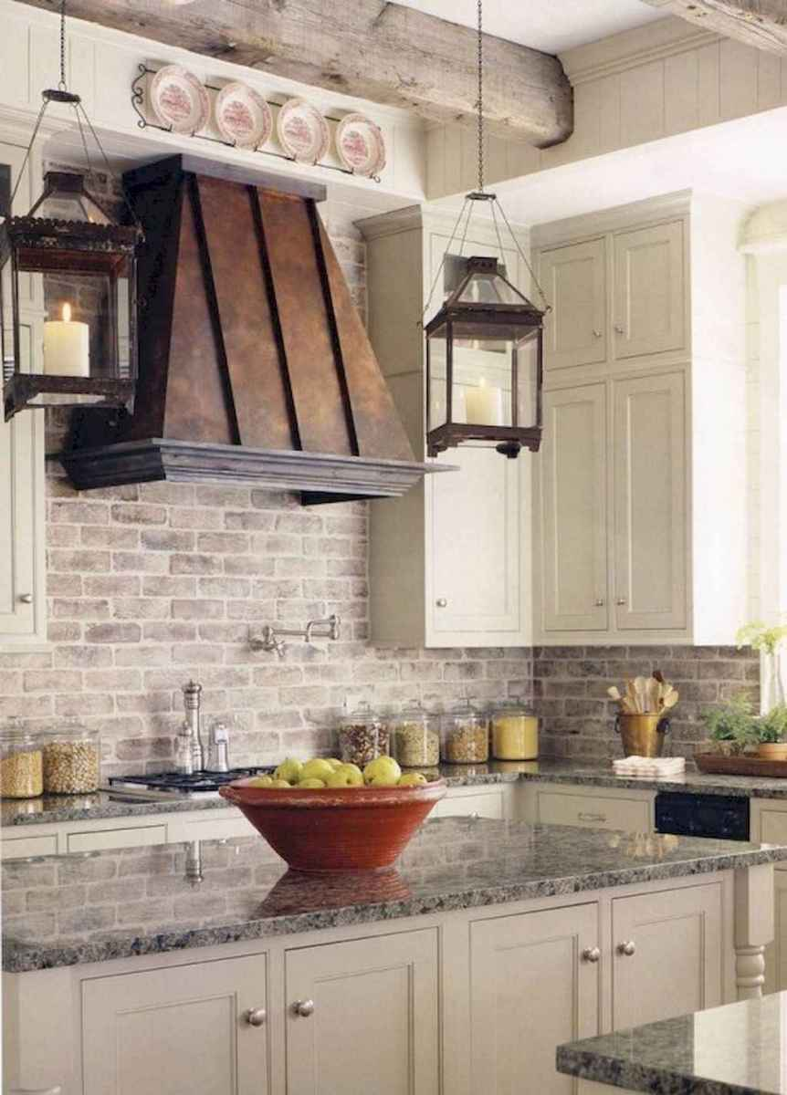 Stunning farmhouse kitchen design and decor ideas (41)