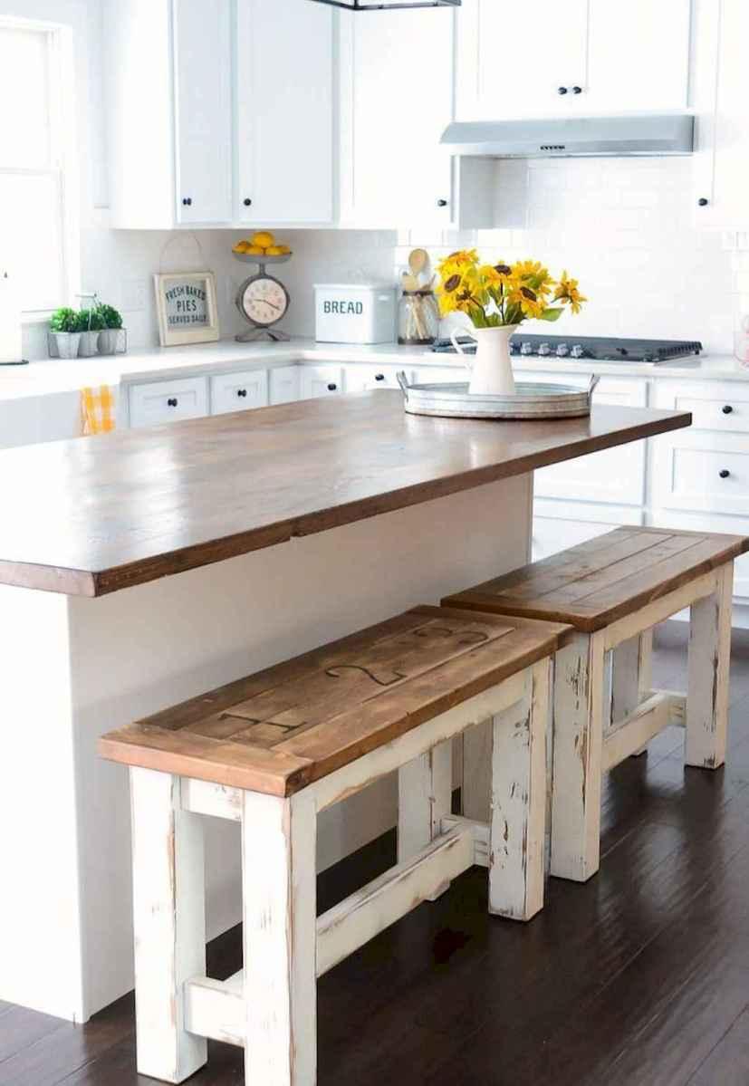 Stunning farmhouse kitchen design and decor ideas (72)