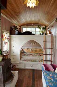 Tiny house bus designs and decorating ideas (111)