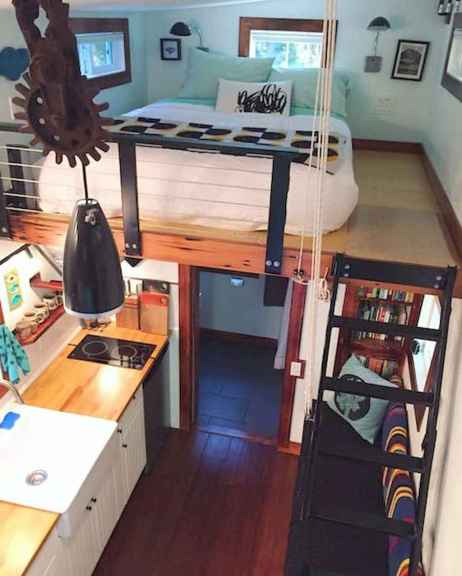 Tiny house bus designs and decorating ideas (119)