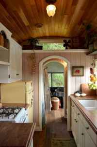 Tiny house bus designs and decorating ideas (28)