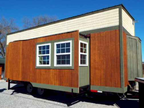 Tiny house bus designs and decorating ideas (59)