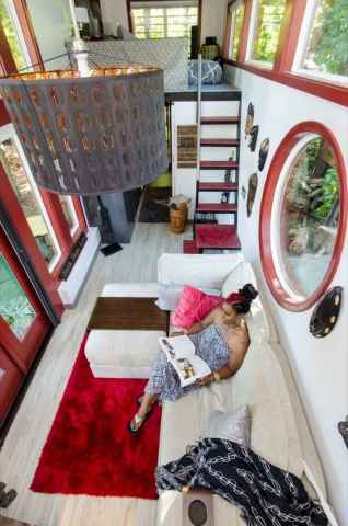 Tiny house bus designs and decorating ideas (6)