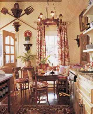 Beautiful french country dining room design and decor ideas (18)