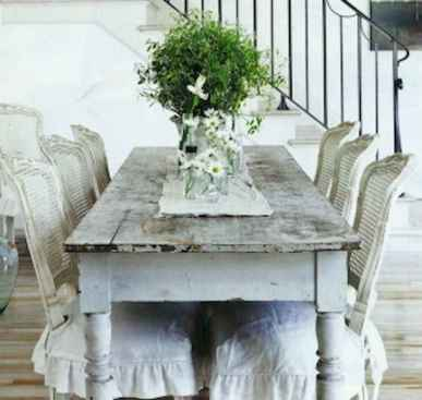 Beautiful french country dining room design and decor ideas (30)