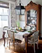 Beautiful french country dining room design and decor ideas (46)