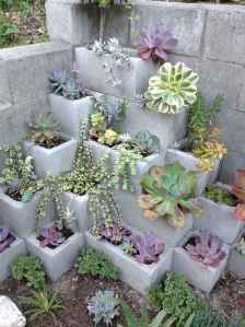 Beautiful front yard rock garden landscaping ideas (42)
