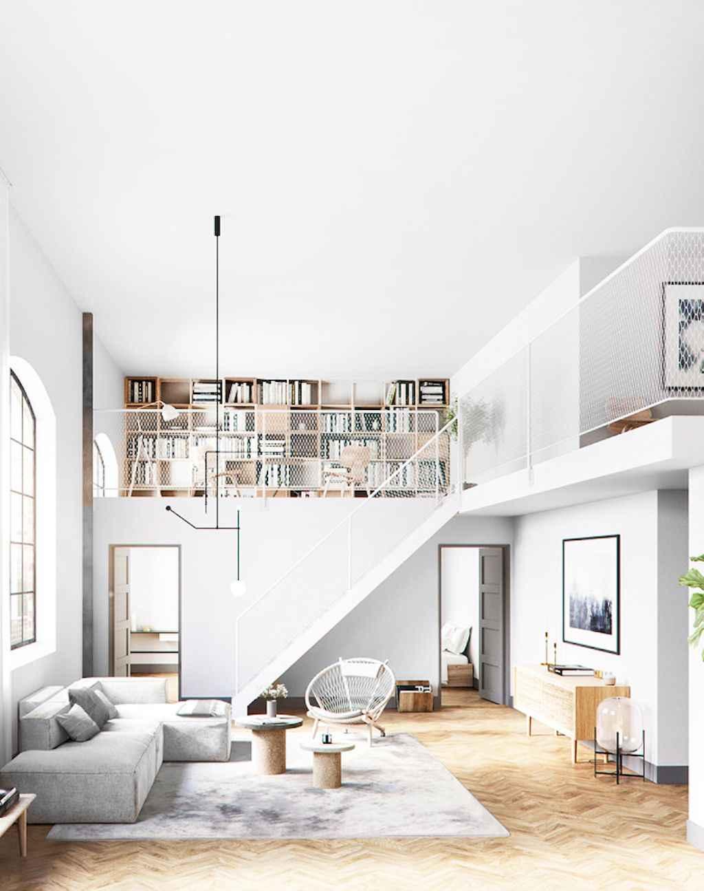 Cool creative loft apartment decorating ideas (35)
