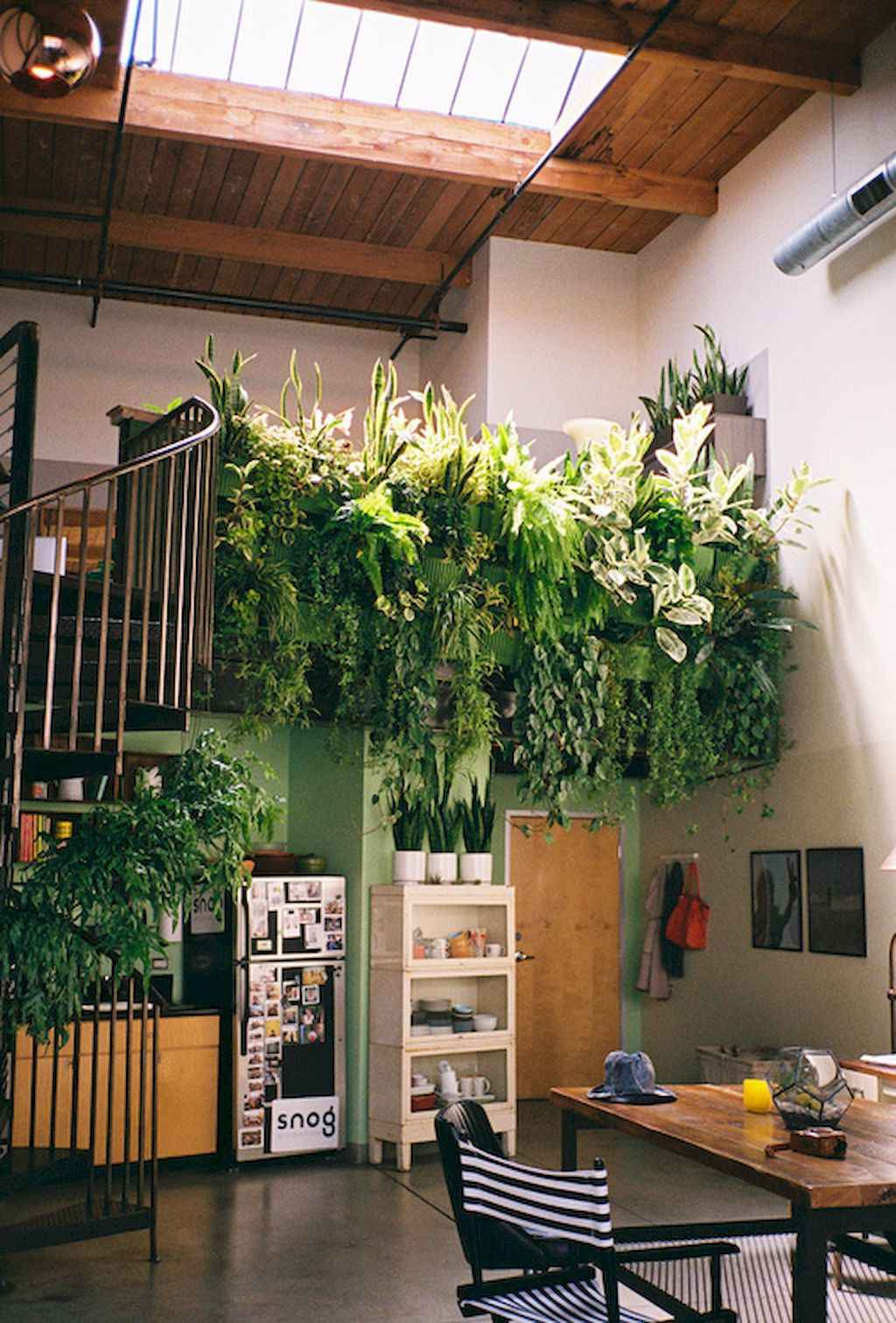 Cool creative loft apartment decorating ideas (58)