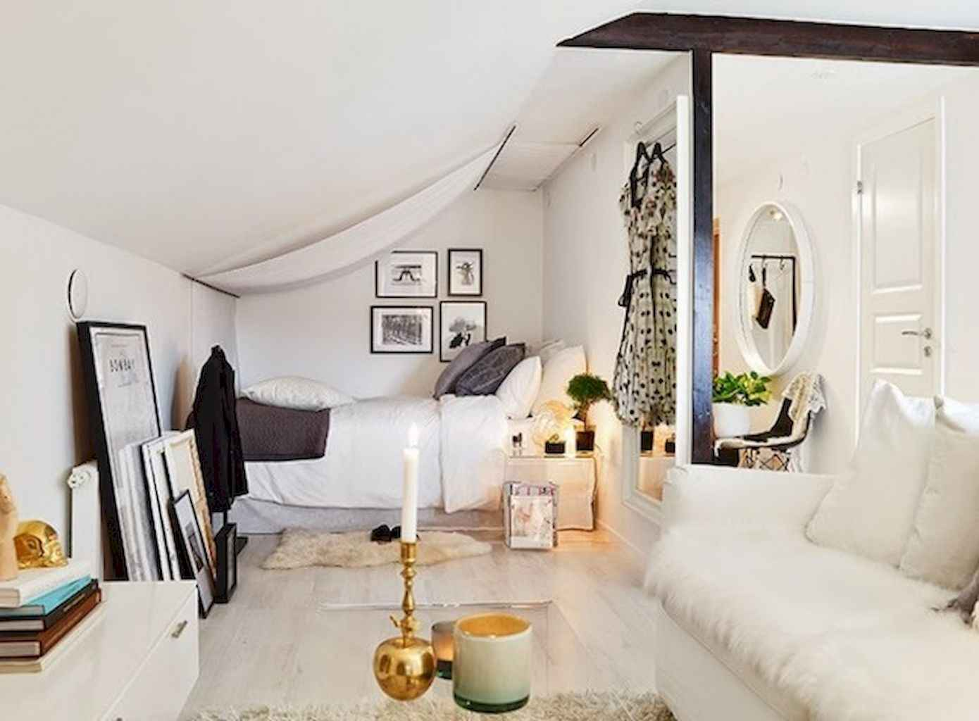 Cool small apartment decorating ideas on a budget (5)