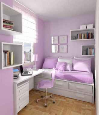Creative cool small bedroom decorating ideas (5)