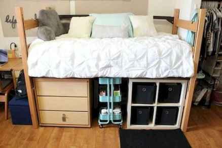 Creative dorm room storage organization ideas on a budget (12)