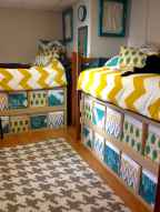 Creative dorm room storage organization ideas on a budget (29)
