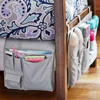 Creative dorm room storage organization ideas on a budget (32)