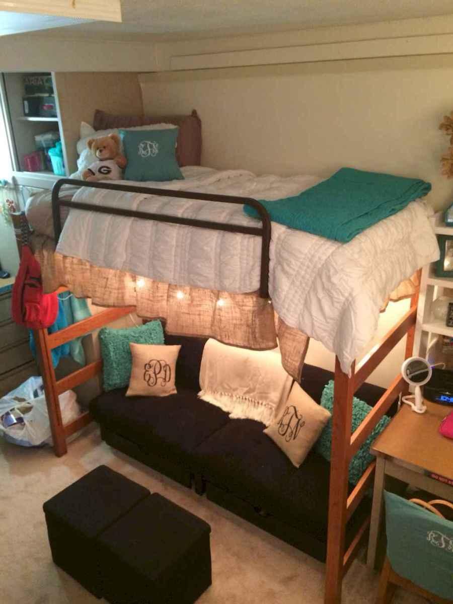 Creative dorm room storage organization ideas on a budget (8)