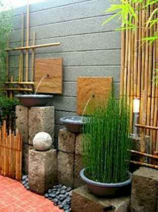 Fresh water feature for front yard and backyard landscaping (24)