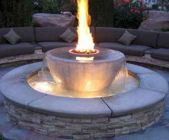 Fresh water feature for front yard and backyard landscaping (31)