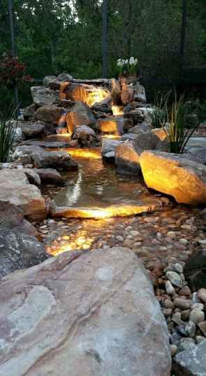 Fresh water feature for front yard and backyard landscaping (32)