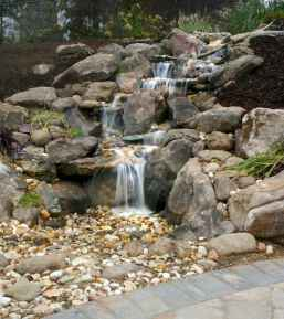 Fresh water feature for front yard and backyard landscaping (46)