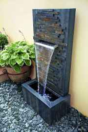 Fresh water feature for front yard and backyard landscaping (7)