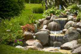 Fresh water feature for front yard and backyard landscaping (73)