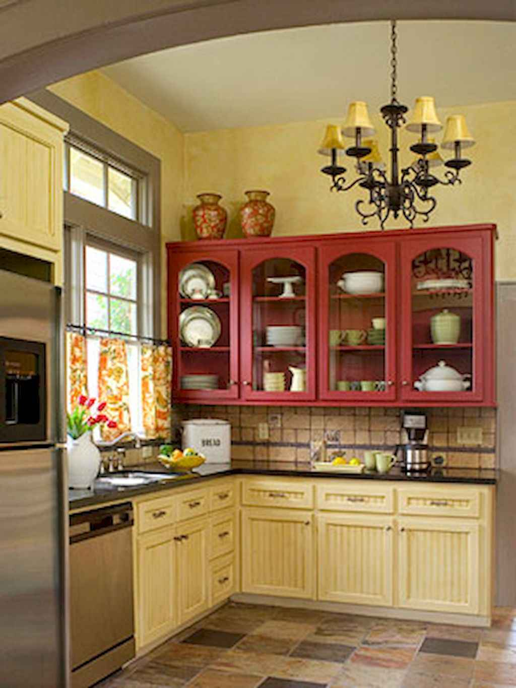 Incredible french country kitchen design ideas (1)